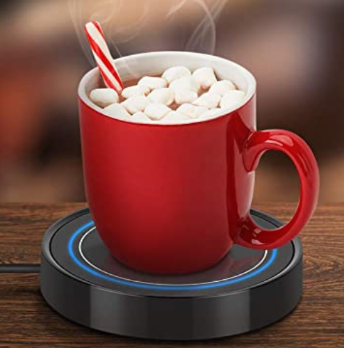 Smart Coffee Warmer, BESTINNKITS Auto On/Off Gravity-induction Mug