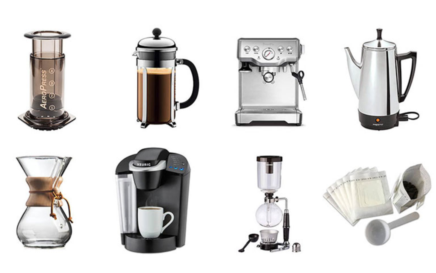 How to CARE OF A COFFEE MAKER?