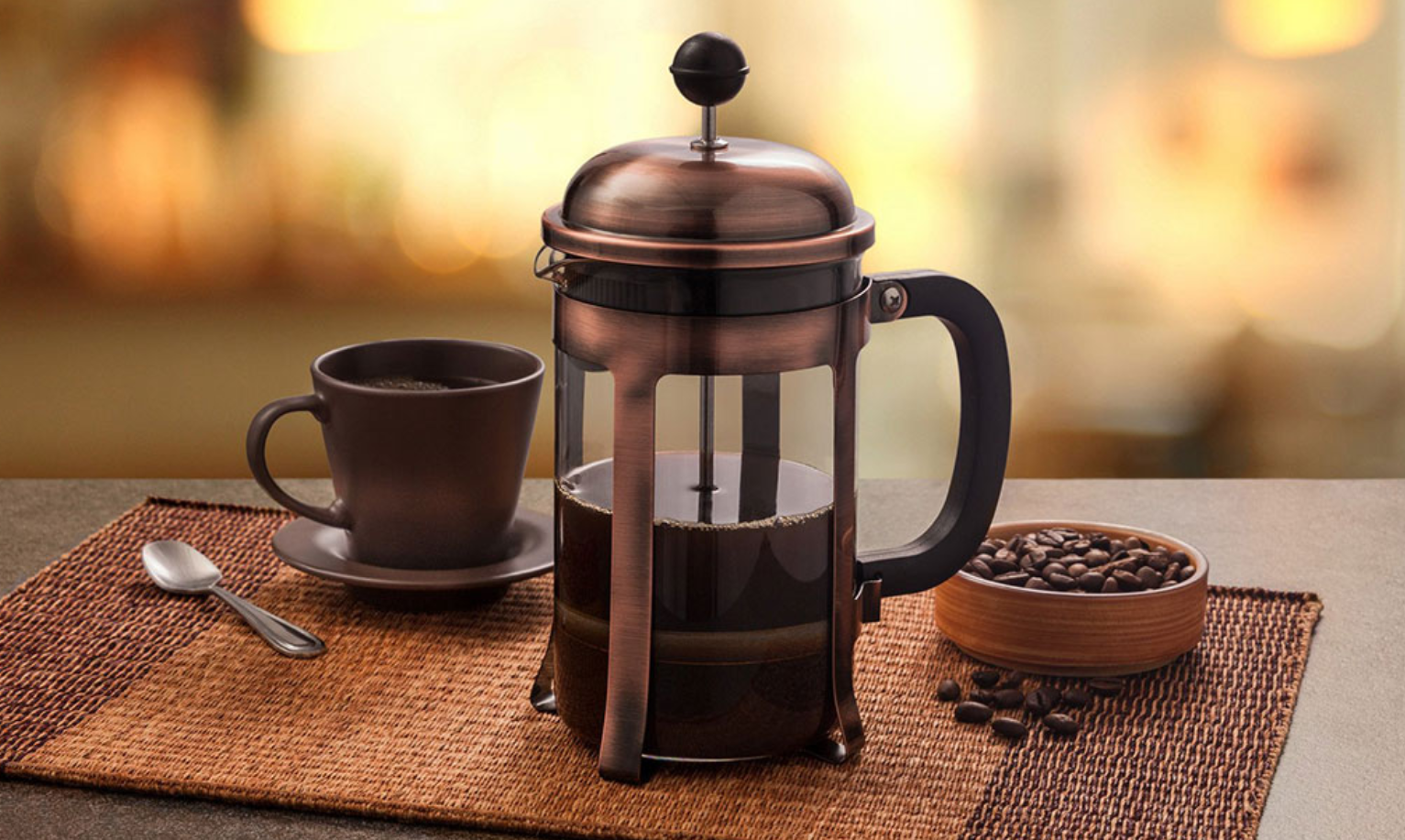 How to make delicious French press coffee